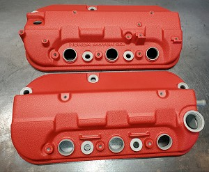 J series Powder Coated Valve Covers